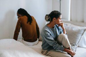 Problemi in una coppia di ragazzi